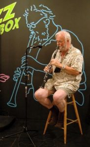Clarinettist Brad Terry - Jazz Jukebox
