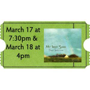Paul Sullivan's Irish soul concerts