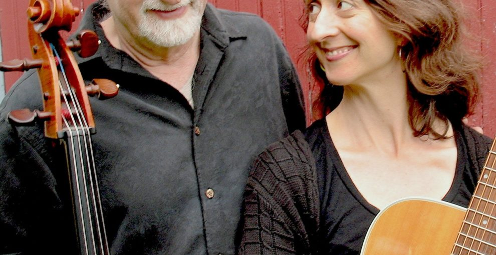 Elizabeth Rogers and Eugene Friesen
