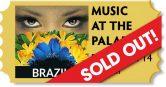 Music At The Palazzo: BRAZIL!